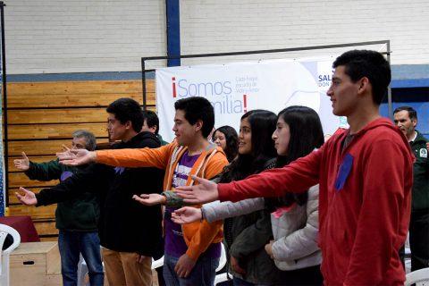 Familia Salesiana talquina celebró el 'Día Signo'