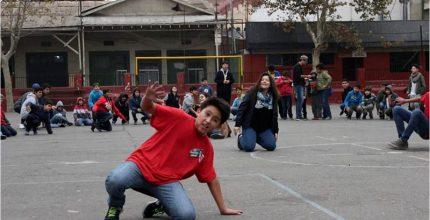 'Chumingos' celebraron a Santo Domingo Savio