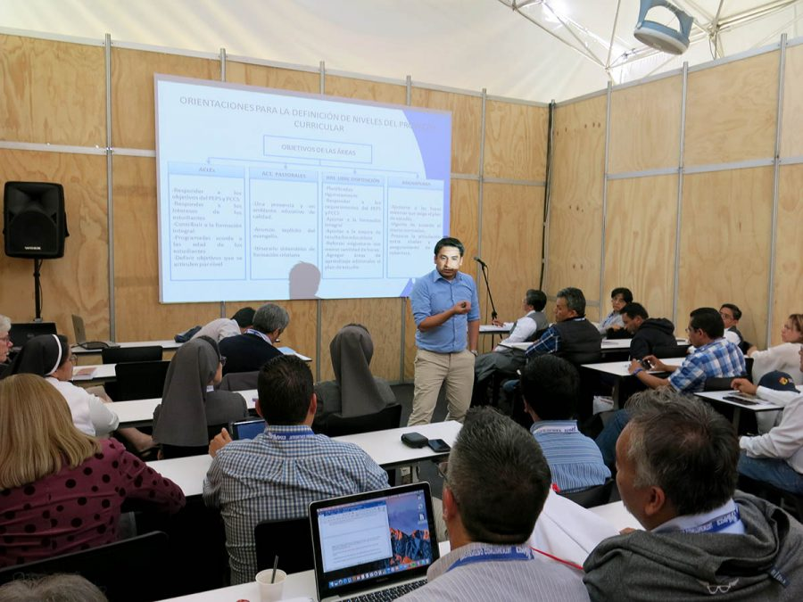 Área de Educación participó en IV Encuentro Continental de Escuela Salesiana América en Colombia