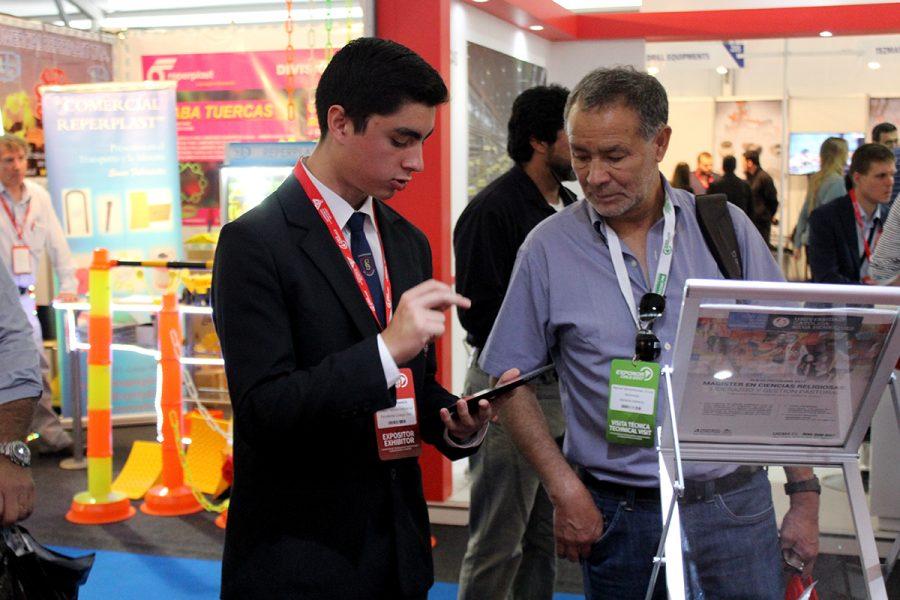 CTI Don Bosco de Antofagasta y Calama destacan en Exponor 2017