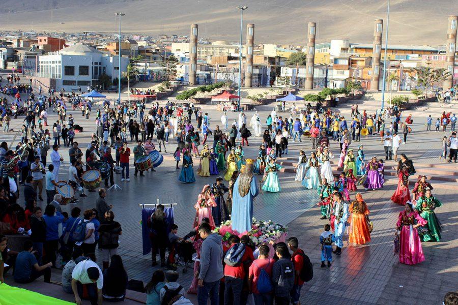 Así celebramos a María Auxiliadora en las presencias salesianas de Chile