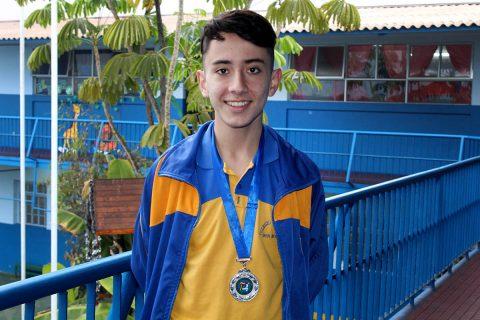 Alumno salesiano de Iquique obtuvo plata en Taekwondo en los Judejut