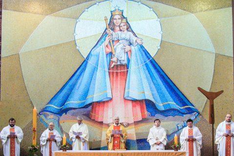 Rector Mayor: Bajo el manto de María