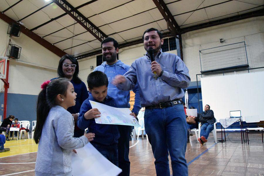 Fortaleciendo la Familia en el Centro Educativo Salesianos Talca