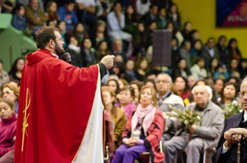 """P. Carlo Lira: """"Daremos lo que tenemos y lo que somos, con total honestidad y pasión"""""""