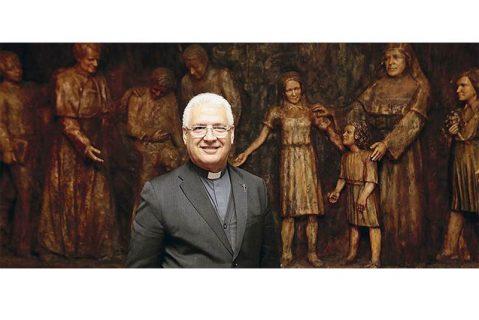 """Alberto Lorenzelli, superior provincial de la Congregación Salesiana: """"Faltó espacio para reflexionar muchos aspectos de la Ley de Inclusión"""""""