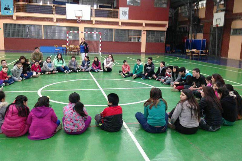 Oratorio Salesiano en las tierras australes de Puerto Natales
