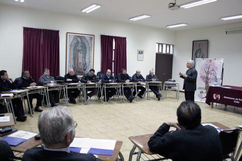 Jornada de Directores potenciando las áreas de la misión