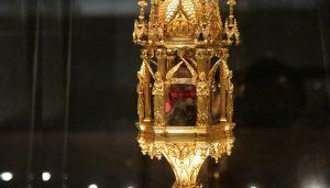 Desaparece reliquia de Don Bosco