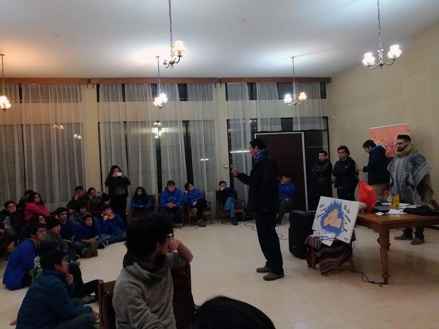Encuentro Nacional de Animadores del Club Domingo Savio