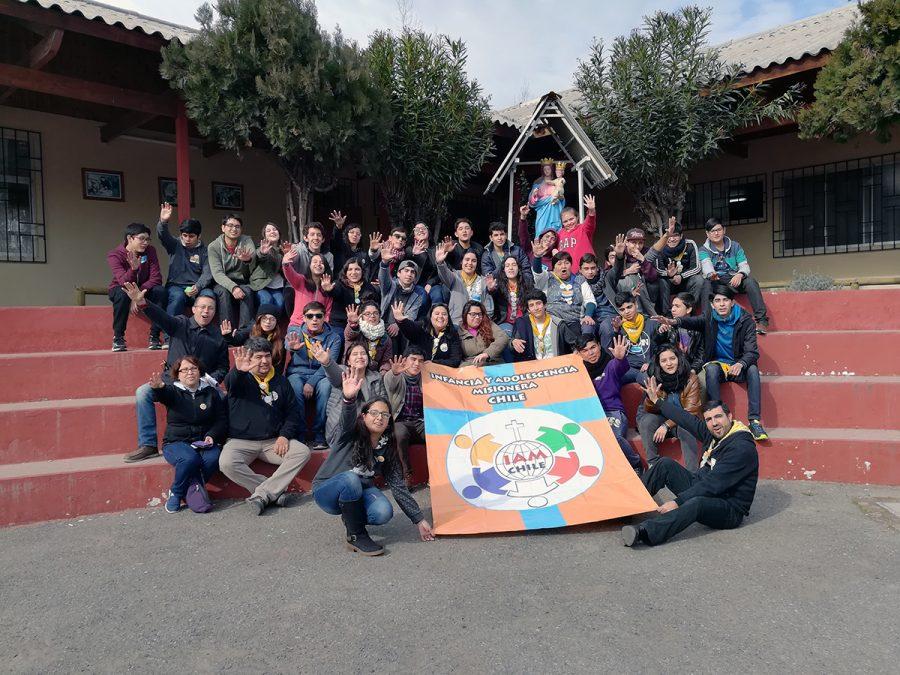 Encuentro Nacional de Infancia y Adolescencia Misionera