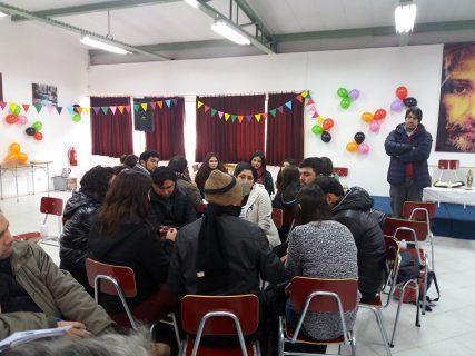 Jornada Institucional Fundación Don Bosco