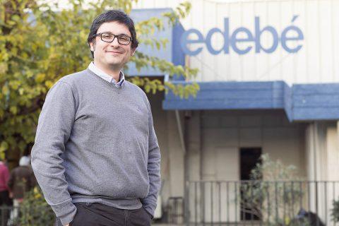 """Nuevo gerente Edebé: """"El esfuerzo de venta no termina cuando el colegio pone nuestros textos en sus listas de lectura"""""""