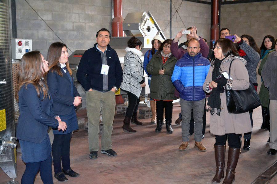 Casa salesiana de Catemu lidera primera mesa de trabajo de escuelas agrícolas de la V Región