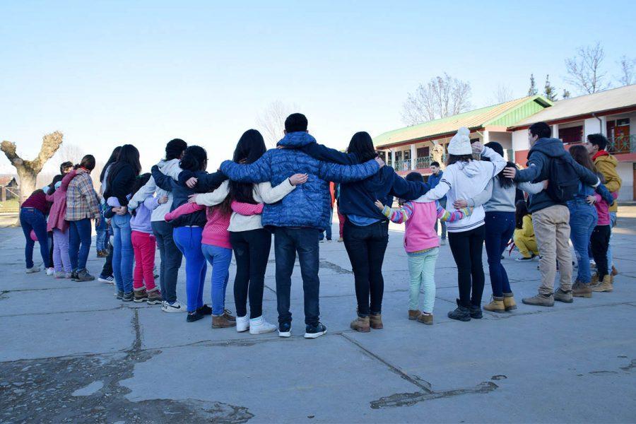 Más de 200 niños y jóvenes participaron en las colonias salesianas de invierno en Linares