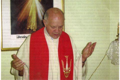Falleció el P. Harry Peterson