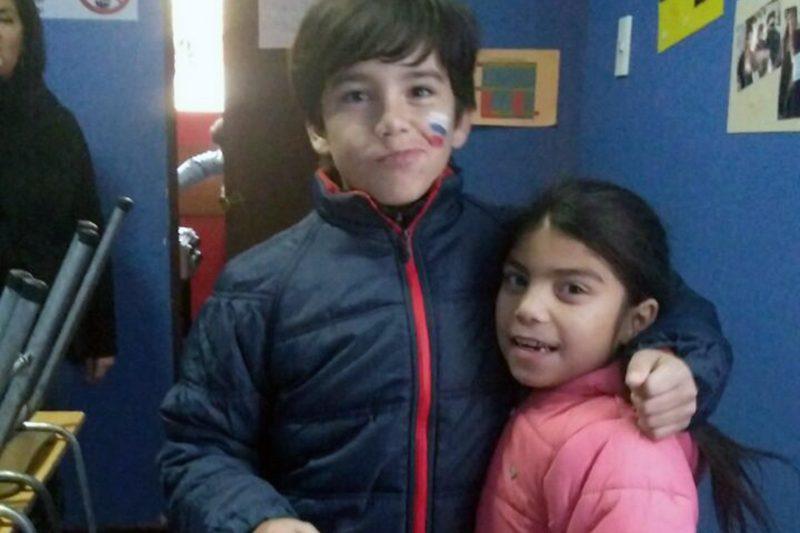 Aporte de Codelco a la Fundación Don Bosco