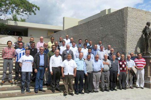 P. Alberto Lorenzelli dirigió ejercicios espirituales de las Inspectorías de Colombia