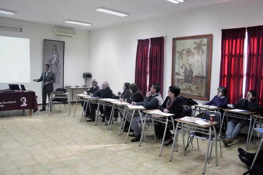 Reunión de Administradores: Inducción en Ley SEP