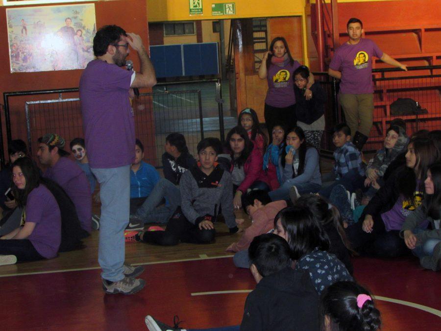 Inicio de Colonias Salesianas Villa Feliz en Puerto Natales