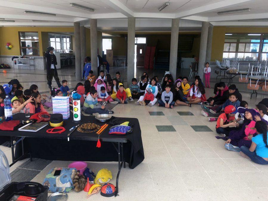 Oratorio Festivo en Calama