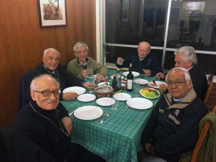 Salesianos Mayores de 70 años celebran encuentro en Lo Cañas