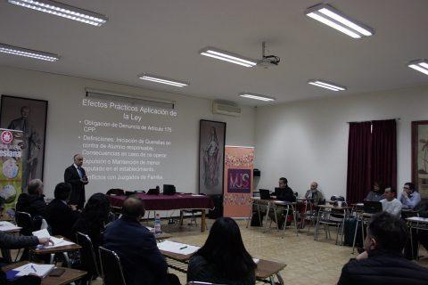 Coordinadores de Ambiente: Planes para Mejorar la convivencia escolar