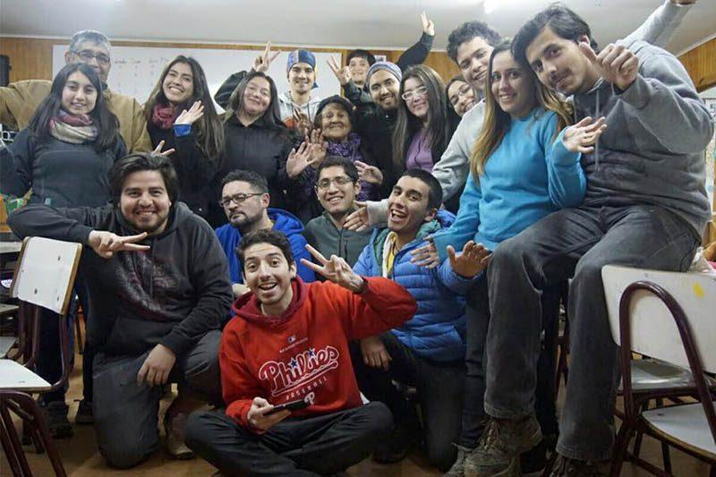 """Misiones Salesianas de Invierno en Concepción: """"La gente es muy generosa"""""""