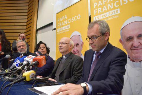 Santa Sede confirma las principales actividades de Francisco en Chile