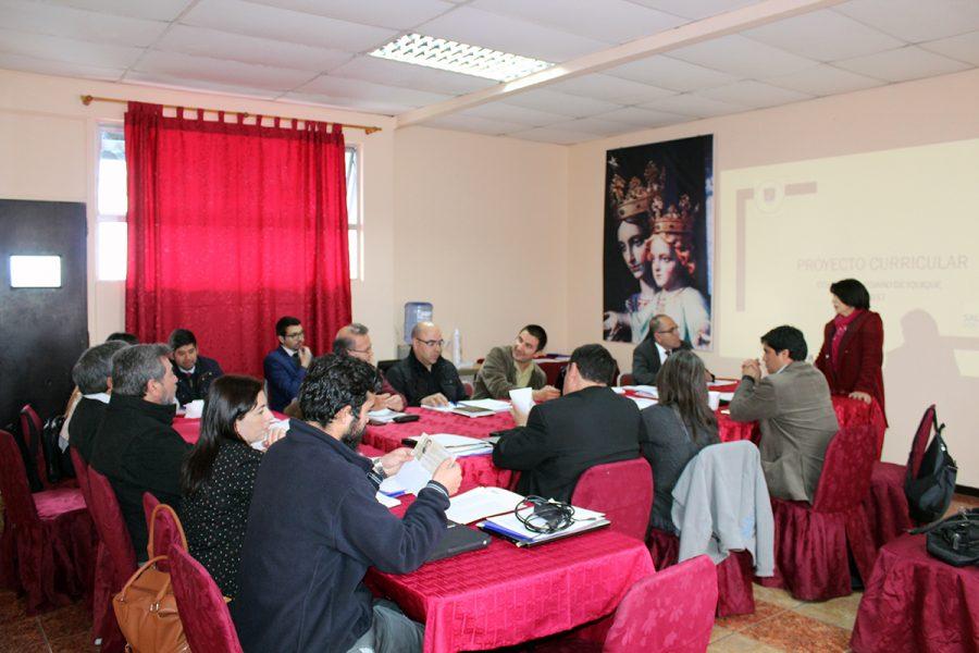 Análisis de Proyecto Curricular y Planes de Estudios en Zona Norte