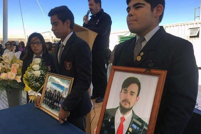 Falleció Profesor de Colegio Don Bosco Calama