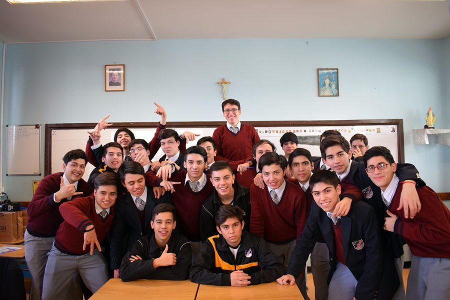 Universidad Católica Silva Henríquez visita Colegios de la XII región