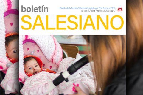La Edición N°194 del Boletín Salesiano ya se encuentra en distribución
