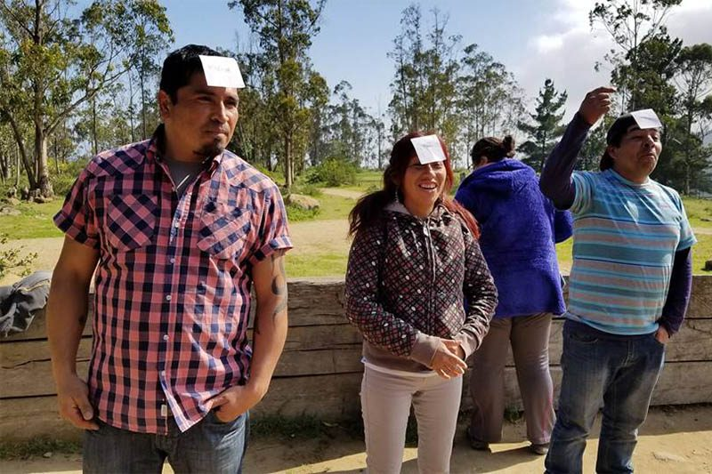 Fundación Don Bosco: Visita recreativa al Parque Quebrada Verde en Valparaíso