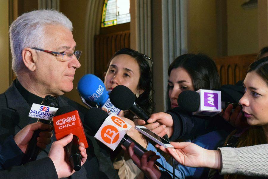 """Claudio Orrego """"No más impunidad al vandalismo encapuchado"""""""