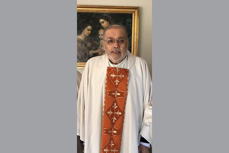 A los 72 años de edad fallece el salesiano P. Mario Molina