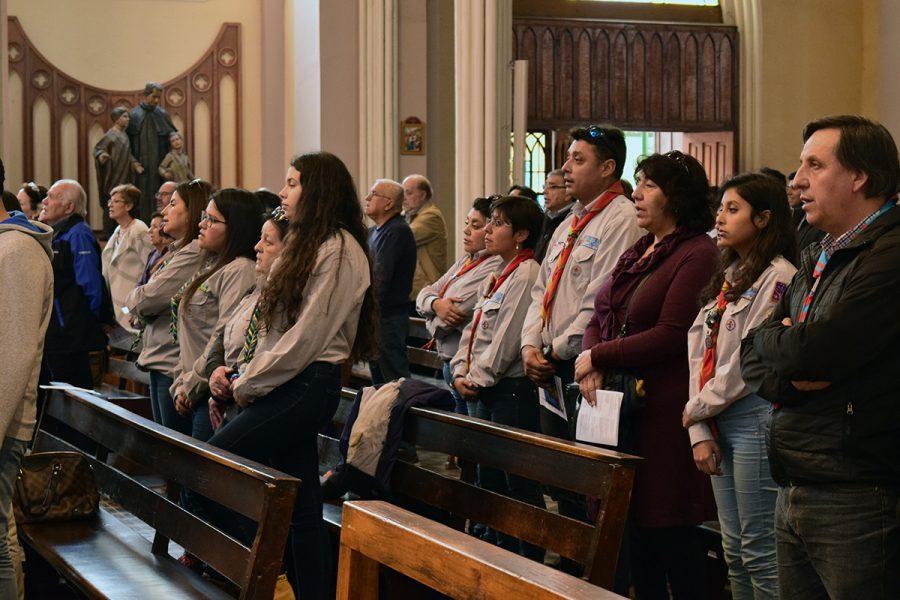 """P. Mario Molina: """"Un educador con un gran corazón por los jóvenes"""""""