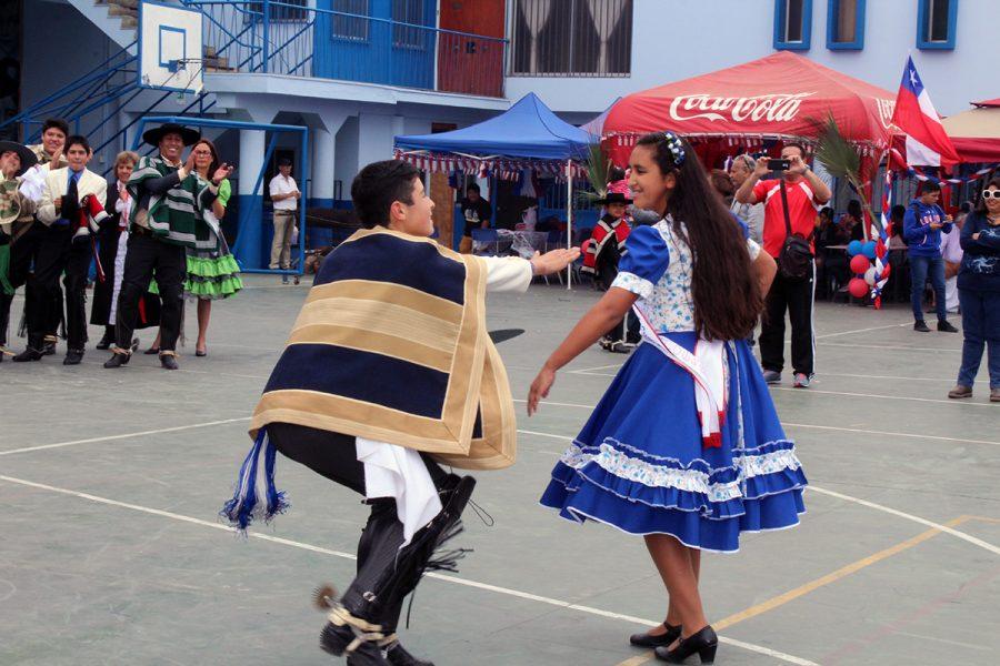 Misa a la Chilena y Fonda Salesiana en Iquique