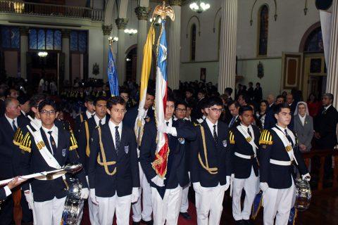 Te Deum: 120 Años del Colegio Salesiano Don Bosco de Iquique