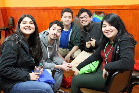 Encuentro Zona Centro-Sur Comunidades Misioneras Salesianas