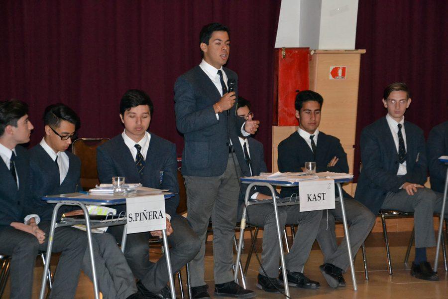 Estudiantes de Salesianos Valparaíso desarrollaron proyecto de Educación Cívica