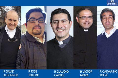 Nombramiento Consejeros Inspectoriales período 2018-2021