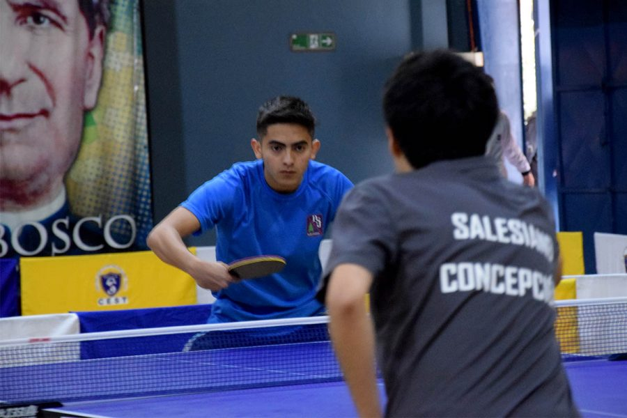 PSJ se corona campeón en Torneo Nacional Salesiano de Tenis de Mesa en Talca