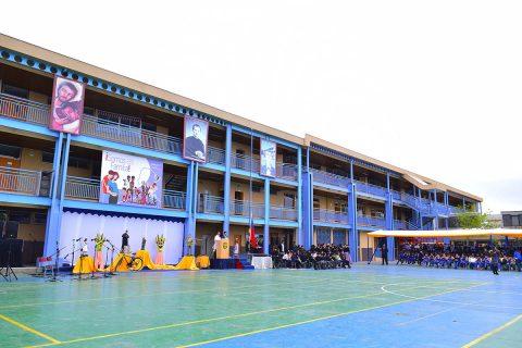 [Video] Colegio Salesiano de San Ramón inaugura nuevo edificio