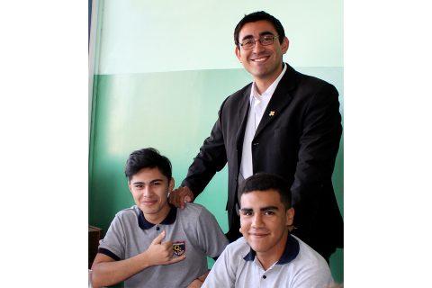 Antofagasta: Diacono salesiano Oliver Villarroel será ordenado sacerdote
