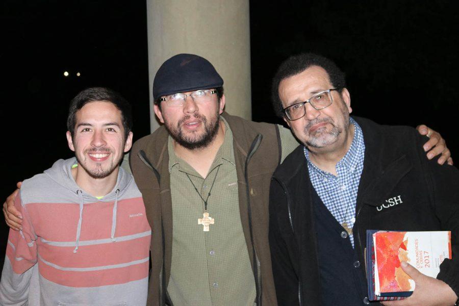 Consejero Regional para América Cono Sur visitó Posnoviciado Interinspectorial Miguel Rúa