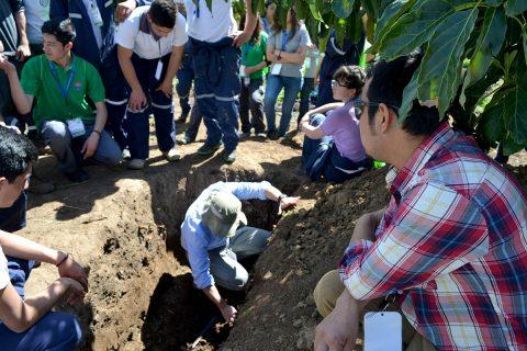 """Catemu: """"I Seminario para Estudiantes de Escuelas Agrícolas de la Región de Valparaíso"""""""