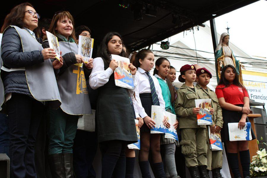 Visita del Papa a Chile: Fiesta por la Paz y la Alegría en Talagante