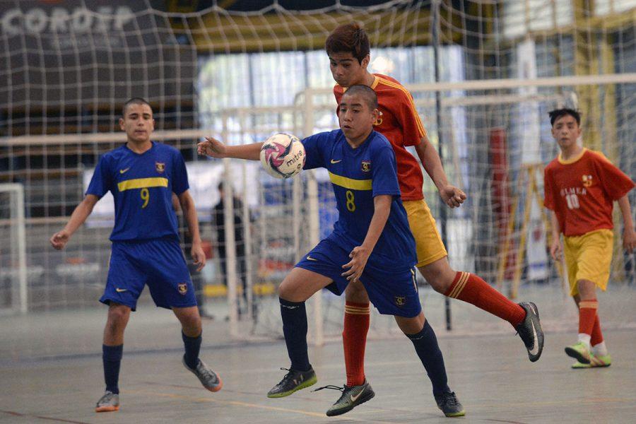 Don Bosco de Antofagasta clasificado a los Suramericanos Cochabamba 2018