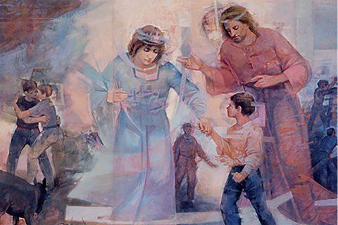 Historia Salesiana de Chile Capítulo V: Sueños de Don Bosco con Chile
